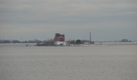 Форт Павел 1, финский залив