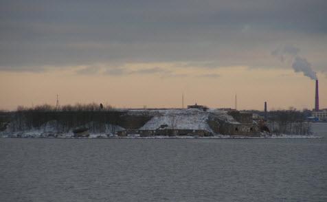 Форт 3 Южный, финский залив