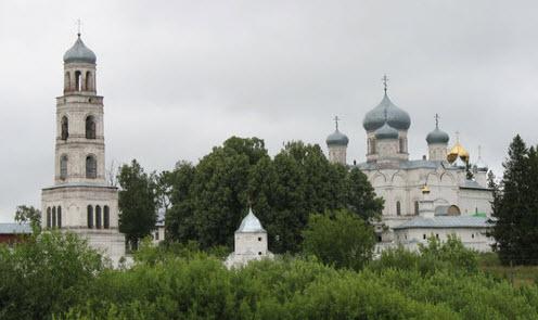 Авраамиево-Городецкий монастырь, трасса Р100