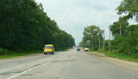 Дорога Р140, трасса Р140
