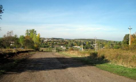 Дорога Р142, Барятино