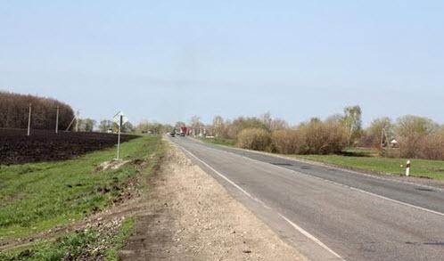Дорога Р-209, маршрут Пенза Тамбов