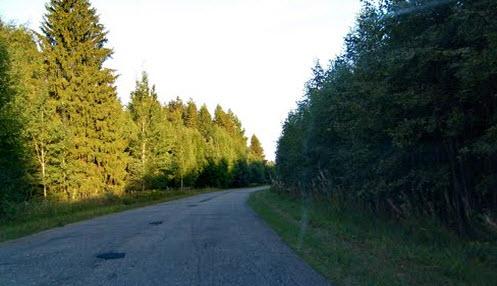 Дорога Р84, трасса Р84