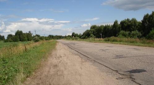 Дорога Р85, маршрут вышний Волочек Сонково