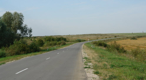Трасса Р92, маршрут  Калуга – Белев – Орел