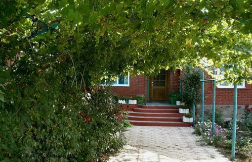 Кучугуры, дом с виноградником, маршрут Москва Кучугуры