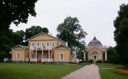 Музей-усадьба  Лермонтова в Тарханах, трасса Р-209