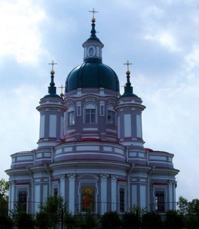 Собор Екатерининский, Кингисепп, трасса М11