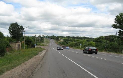 Трасса М2 возле карамышево, маршрут Москва Кучугуры