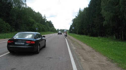 Трасса Р108, маршрут Суворово — Волоколамск — Руза