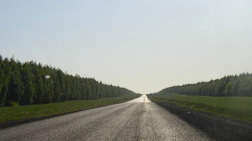 Трасса Р208, дорога Р208