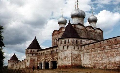 Борисоглебский монастырь, трасса р153