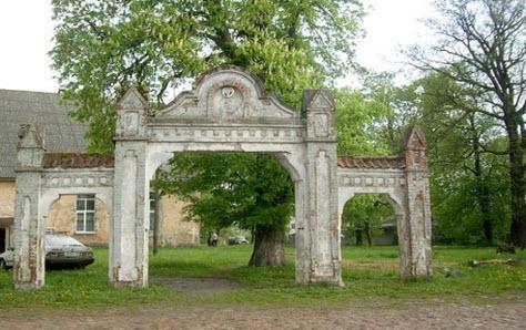 Ворота, Большаково, трасса А216