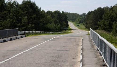 Дорога Р160, трасса Р160