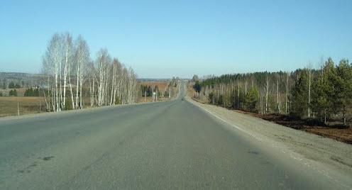 Дорога Р344, Нытва Кудымкар