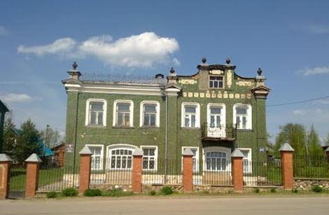 Исторический музей, талдом, трасса р112