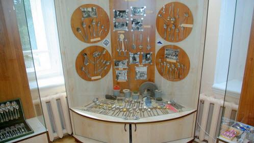 Музей ложки, Нытва, трасса р344