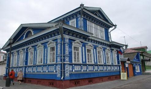 Музей самоваров, Городец, трасса Р160