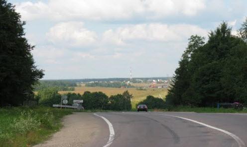 Трасса Р113, Рогачевское шоссе
