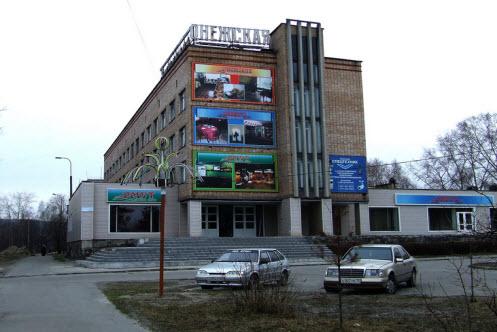 Гостиница онежская, медвежьегорск
