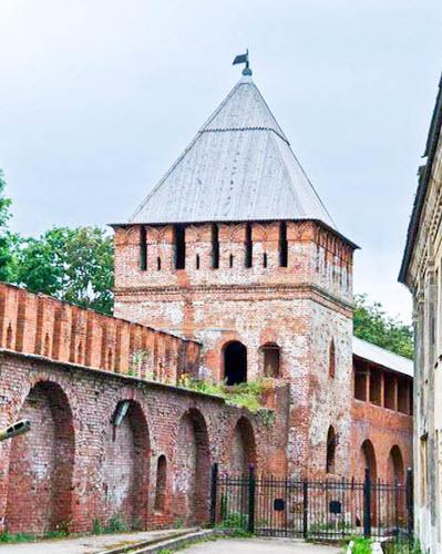 Донец башня, Смоленск, трасса М1
