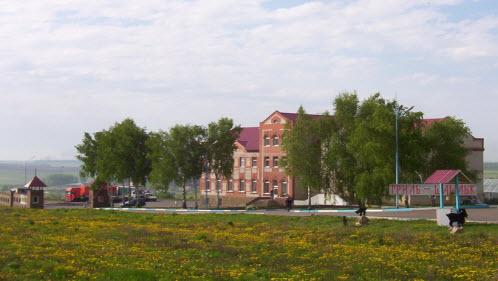 Мотель Горизонт, трасса М5