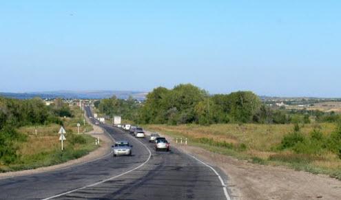 Трасса М5, Самарская область