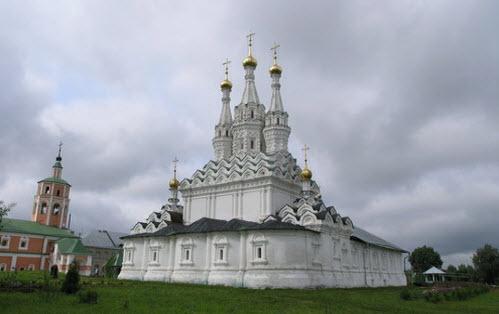 Церковь Одигитрии, Вязьма, трасса Р134