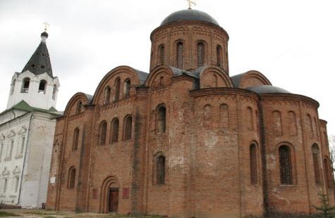 Церковь Петра и Павла на Городянке, Смоленск, трасса М1