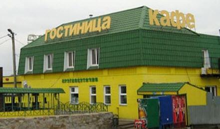гостиница русь, трасса м5, чебаркуль