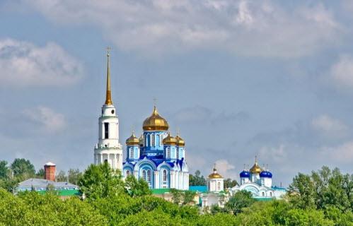 задонский монастырь, трасса м4