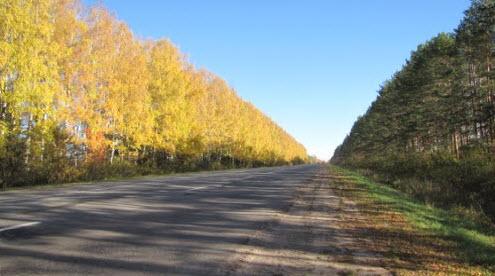 Трасса Р172, маршрут  Йошкар-Ола — Уржум