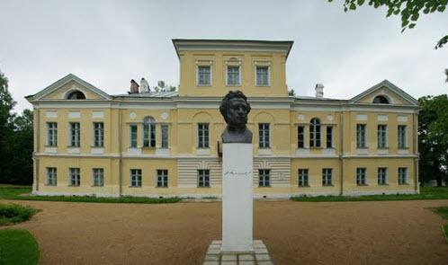 Музей пушкина, Берново, трасса Р88