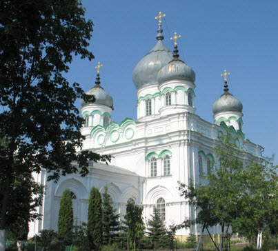 Параскево-Вознесенский монастырь, Рузаевка, трасса Р179