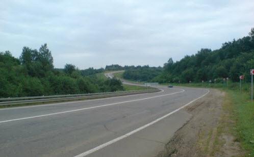 Трасса -Р151