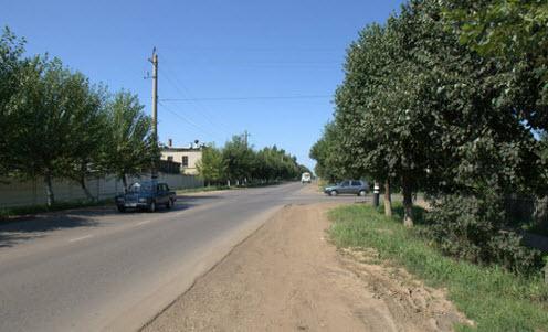 Трасса Р179, рузаевка
