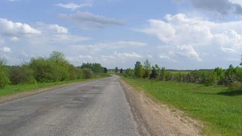 Трасса Р88, дорога Р88