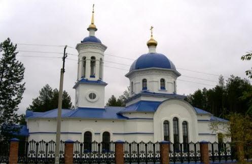 Церковь Иоанна Предтечи, Жешарт, трасса р27