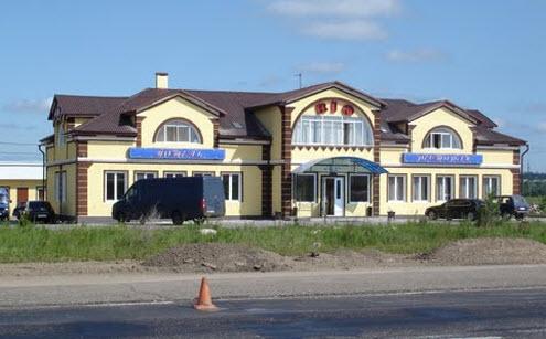 мотель рио, гостиницы на трассе м8
