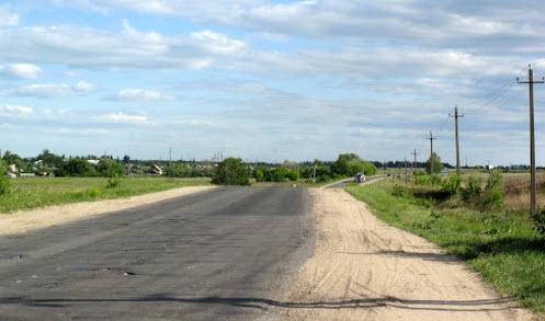 трасса Р124, маршрут касимов шацк