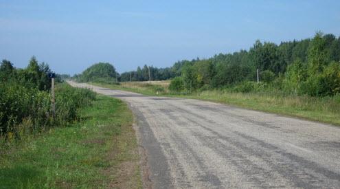 Трасса Р53, маршрут Спасская Полисть — Любытино — Боровичи