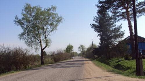 трасса р57, дорога р57