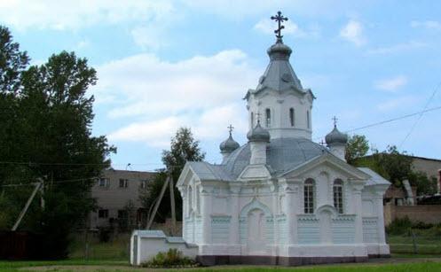 церковь, Боровичи, трасса Р53