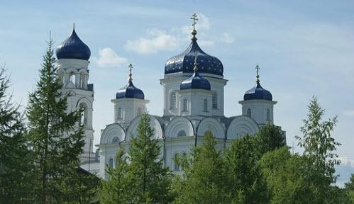 церковь Михаила Архангела, Торжок, трасса р88