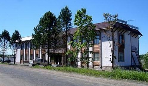 Гостиница Валдайский двор, мотели на трассе м10