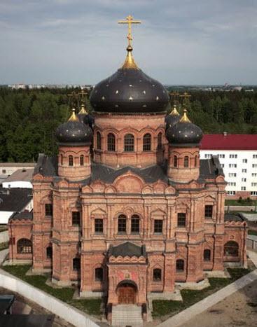 Гуслицкий монастырь, куровское, трасса Р106