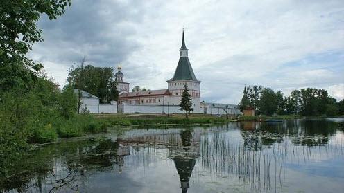 Иверский монастырь, Валдай, трасса Р8