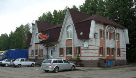 Мотель Родник Удачи, гостиницы на трассе М7