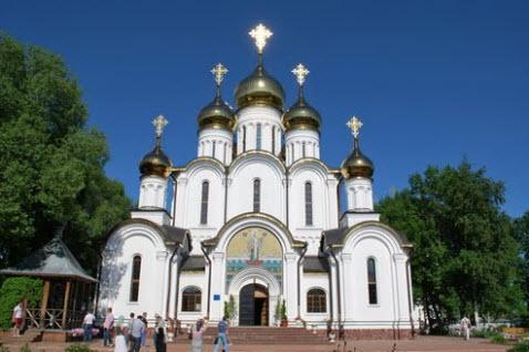 Никольский собор, Переславль-Залесский, трасса р74