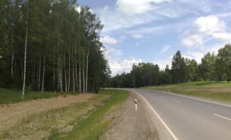 Трасса р136, Смоленская область